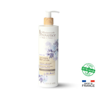 Mademoiselle Provence lait corps dynamisant