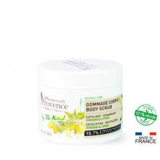 Gommage corps Mademoiselle Provence